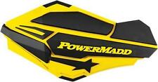 POWERMADD SENTINAL HANDGUARDS (SUZUKI YELLOW/BLACK) 34406 66-4029 0635-1060