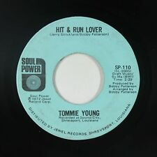 New Listing70s Soul 45 - Tommie Young - Hit & Run Lover - Soul Power - mp3
