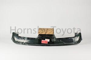 Toyota Landcruiser 100 Series - Dust Deflector - Tinted