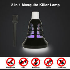 2 in 1 Mosquito Killer Lamp UV Led Electric Insect & Fly Killer USB Bug E1D2
