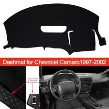 For Chevrolet Camaro '97-2002 Dashmat Dashboard Mat Cover Nonslip Carpet Pad