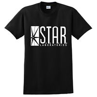 Star Labs  Tee Shirt  STAR LABORATORIES - 7 Colors - Youth and Adult uo to 5x