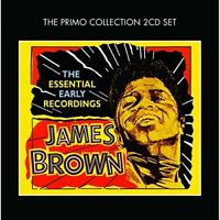 JAMES BROWN - THE ESSENTIAL EARLY RECORDINGS 2 CD NEW+