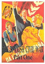 2 DVD SET:  THE SPANISH CIVIL WAR (1936 - 1939) (Grenada)