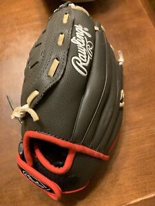 Rawlings Youth PL1106 11 Inch Baseball Glove Left-hand Thrower