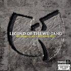 WU-TANG CLAN - LEGEND OF THE WU-TANG: WU-TANG CLAN'S GREATEST HIT CD RAP NEU