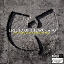 WU-TANG CLAN - LEGEND OF THE WU-TANG: WU-TANG CLAN'S GREATEST HIT  CD RAP NEU