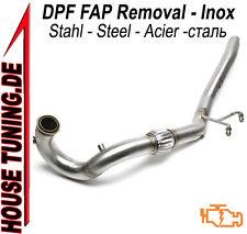 Tubo Rimozione DOWNPIPE FAP DPF VW Golf 6 GTD Scirocco 2.0 TDi 170 cv VA1