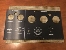 Mep 002A 003A Aluminum Control Panel for Military Generator - Brand New