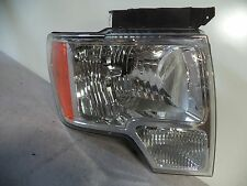 FORD F-150 09 10 11 12 13 14 HALOGEN OEM HEADLIGHT LAMP ASSEMBLY 1619