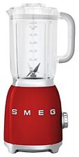 SMEG FRULLATORE ANNI 50 VINTAGE TRITAGHIACCIO SMOOTHIE ROSSO MADE IN ITALY
