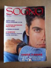 SOGNO Fotoromanzo n°110 1991 ed. Lancio  [G579]