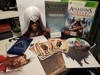 Assassin's Creed Brotherhood Limited Collector Auditore Edition Xbox 360