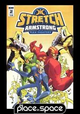 STRETCH ARMSTRONG & FLEX FIGHTERS #2B (WK10)