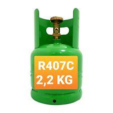 Kältemittel R407C - 2,2 Kg Neu und Original nicht recycelt !