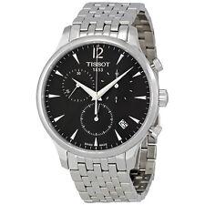 Tissot T-Classic Collection Charcoal Mens Watch T063.617.11.067.00-AU