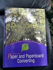 Paper and Paperboard Converting by Savolainen TAPPI Press book 12