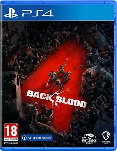 Back 4 Blood | PS4 PlayStation 4 New - Preorder