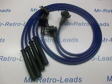 BLUE 8.5MM PERFORMANCE IGNITION LEADS FOR THE FIESTA MKIV 1.3i 1.3 1.0 HT LEADS