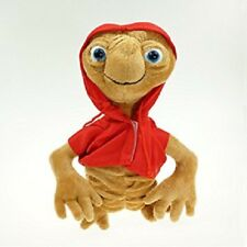 "Extra Terrestrial Red Hoodie Plush Toy ET Stuffed Doll 16"" 40 cm tall Large"