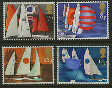 Great Britain   1975   Scott # 745-748    Mint Never Hinged Set