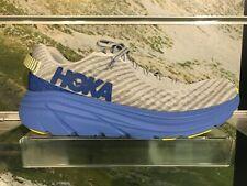 HOKA ONE ONE Men's Rincon  Running Shoe OYSTER MUSHROOM/NEBULAS BLUE