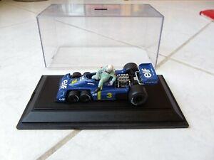 Tyrrell Ford P34 Jody Scheckter #3 1976 Rba 1/43 F1 Fórmula 1 Con Figura Raro