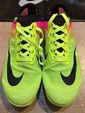 BRAND NEW Nike Mamba 3 Distance Volt Pink Track & Field spikes shoes Men's 7
