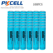 100×Wholesale Lot Icr 18650 3.7V 2600mAh Li-Ion Rechargeable Battery Flat Top