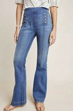 NWT $140 Pilcro High Rise Bootcut Jeans Size 25 CURRENT STYLE