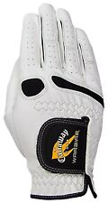 Golf Callaway Warbird Syn Leather Right Gloves for Left Handed Player Mens Medium