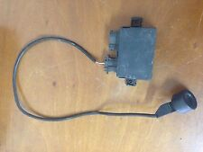 CENTRALINA ACCENSIONE TRANSPONDER IMMOBILIZER ANTENNA CHIP VW LUPO 1.4