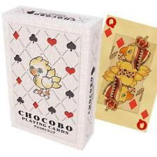 Chocobo jugando Cards Square Enix final Fantasy tarjetas Gioco