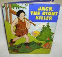 1937 Book Jack the Giant - Killer and Rumpel Stilt skin