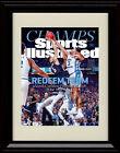 Framed 2017 North Carolina Tar Heels Sports Illustrated Autograph Print - Champs
