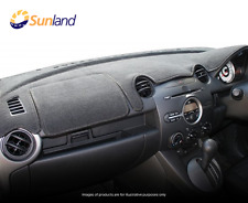 Sunland Dashmat fits TOYOTA AURION (GSV40R - 10/06 to 3/12) - Charcoal