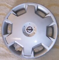 "Genuine Nissan Versa hub cap 09 10 11 12 13 14 15 Wheel cover 15"""