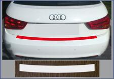 Lackschutzfolie Ladekantenschutz transparent Audi A1, 3-Türer/5-Türer