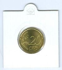 BRD  20 Cent  stempelglanz  (Wählen Sie zwischen: 2002 - 2017 und ADFGJ)