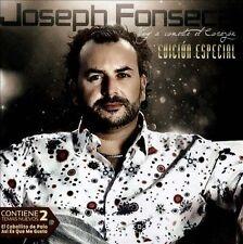 New: Joseph Fonseca: Voy A Comerte El Corazon [Edicion Especial] Special Edition