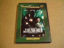 DVD / DE ZAAK ALZHEIMER ( KOEN DE BOUW, WERNER DE SMEDT, JAN DECLEIR )
