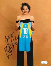 Gabby Williams signed Chicago Sky 8x10 photo autographed UCONN Huskies 6 JSA