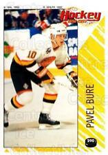 1992-93 Panini Stickers #290 Pavel Bure