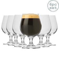 Craft Beer Ale Snifter Glasses, 530ml (18oz) - Bormioli Rocco - Set of 6