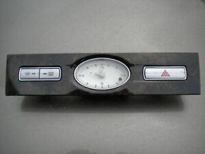 Ford mondeo 2.0 tdci MK3 HAZARD SWITCH, TIME CLOCK, SCREEN SWITCHES WALNUT TRIM