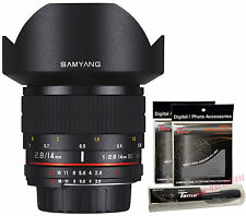 Samyang 14mm F2.8 UMC Aspherical IF ED f/2.8 Ultra Wide Angle Lens for Canon EOS