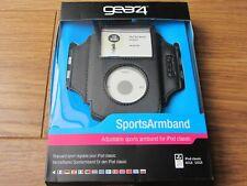 GEAR4 SPORTS REFLECTIVE ARMBAND, APPLE IPOD CLASSIC 6TH & 7TH GENERATION, BLACK,