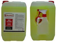Bio Clean Bioclean 5000  6 Liter Kanister + Sprühflasche + Ablasshahn KONZENTRAT