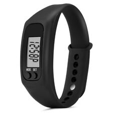 Women Men Run Step Watch Pedometer Calorie Counter Digital LCD Walking Distance