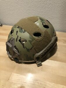 Ops Core FAST Carbon Bump Helmet Multicam M/L DEVGRU CAG NSW SOF PJ ASOF SWCC